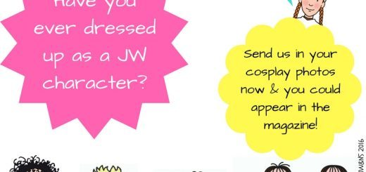 Have you ever dressed up as your favourite JW character- (1)