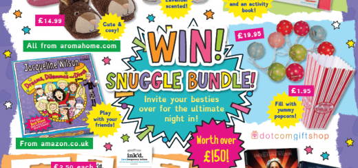 Snuggle Bundle prizes